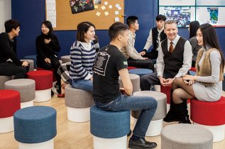 Teach Adults in China