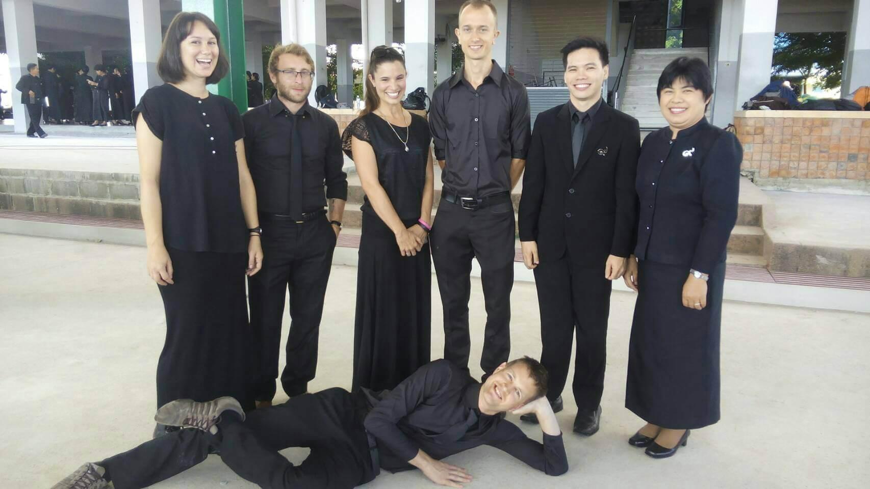 Thailand Teachers