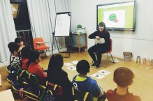 Teaching in Ningbo