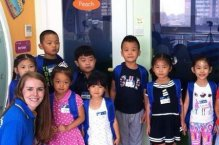 Teaching Children in Beijing