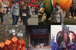 sightseeing in Beijing