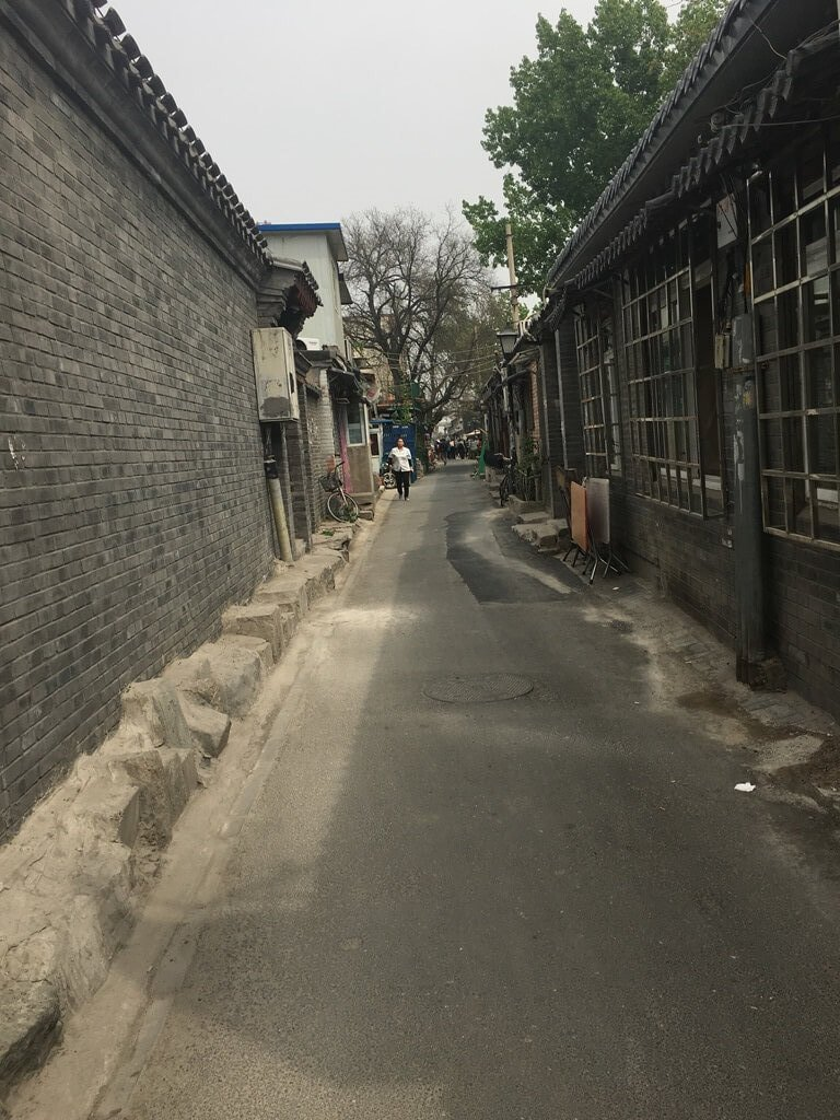 apartment hunting in Beijing