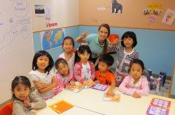 Teach in Hong Kong