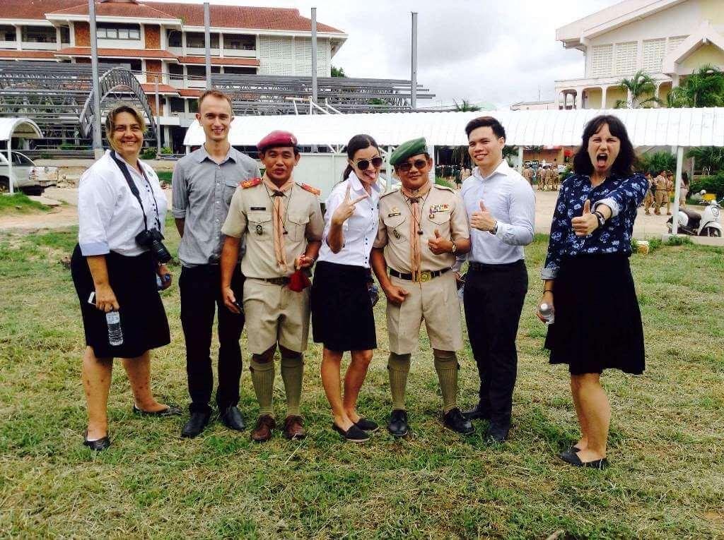 Fun Teaching in Thailand