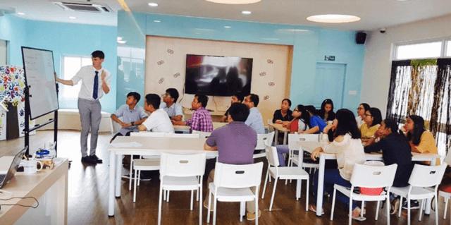 Adult Teaching in Myanmar
