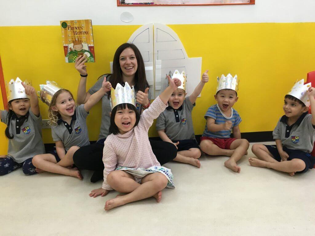 Kindergarten in Thailand