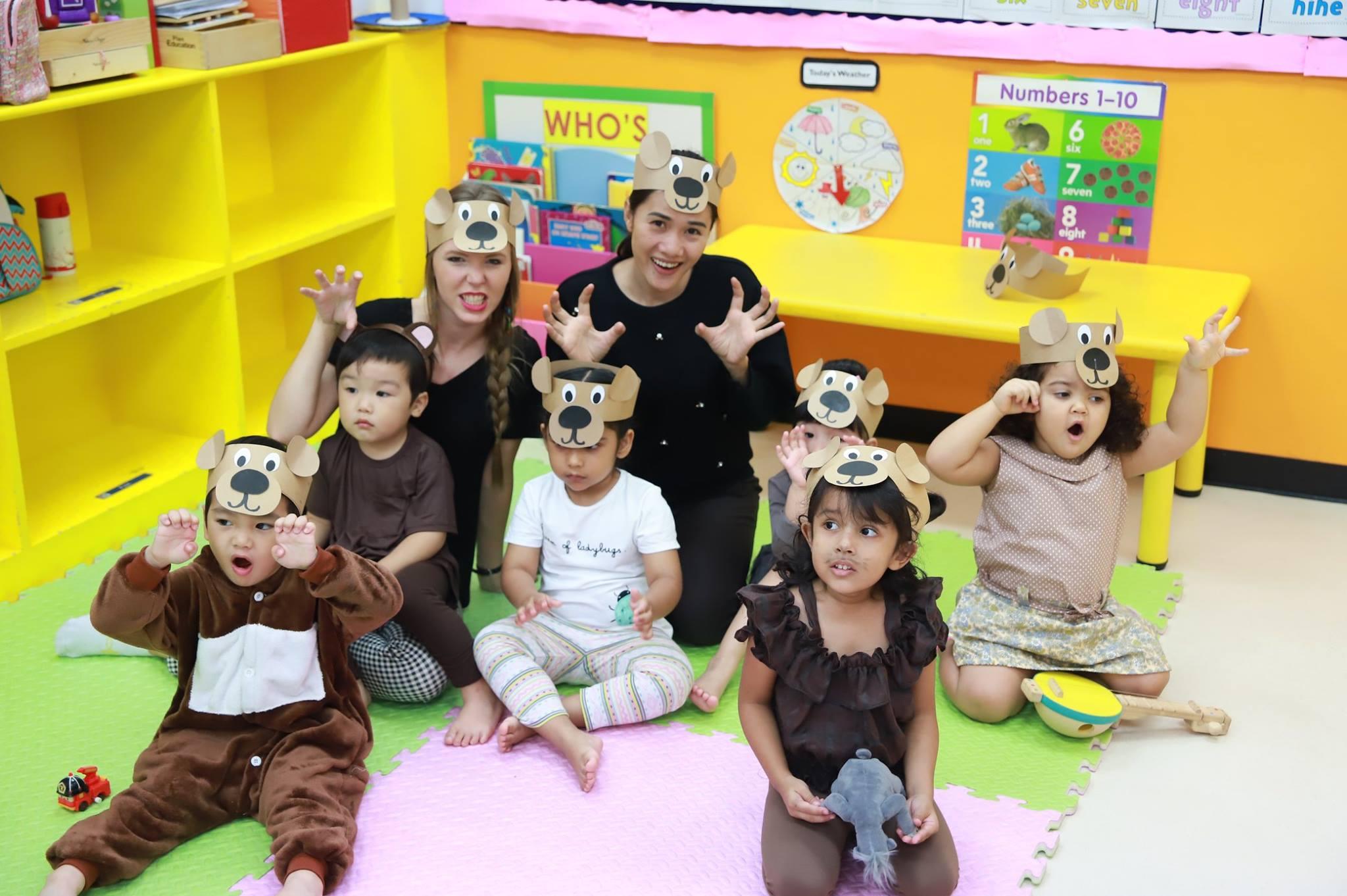 Teach in Bangkok