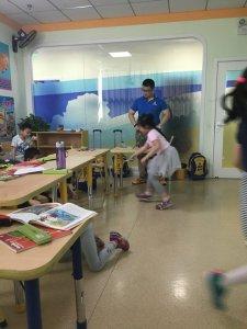 Chinese Teacher in Beijing