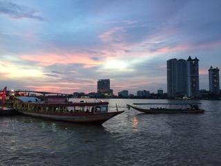 Public Boat Chao Phraya