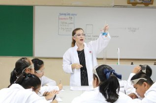 Science Teacher in Thailand
