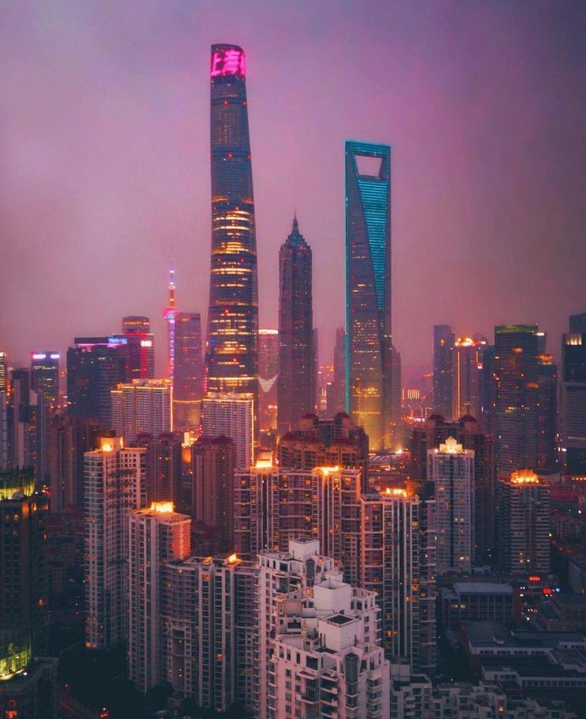 Christmas in Shanghai