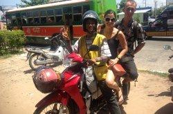 Visa Run in Thailand