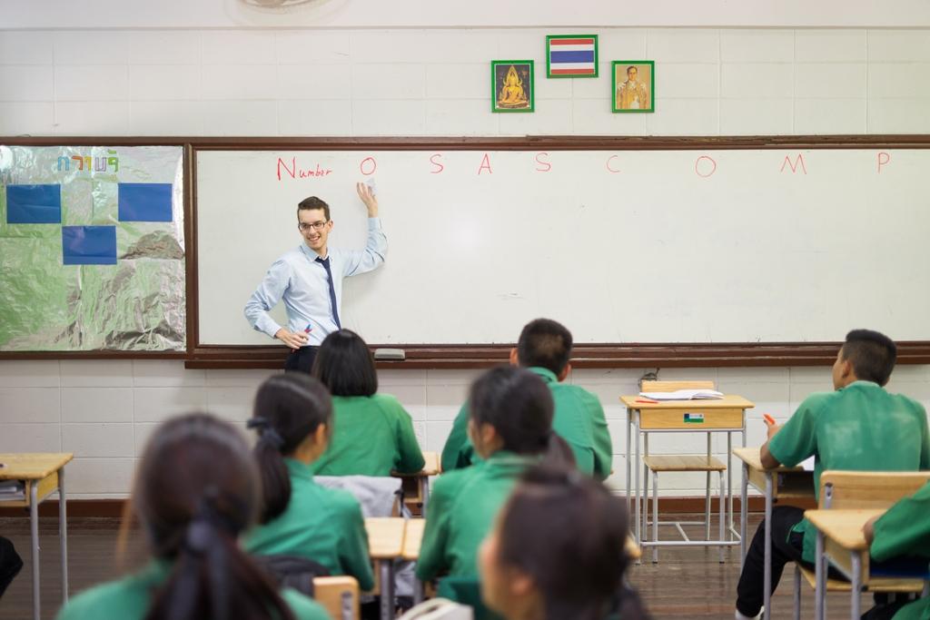 Teach in Southern Thailand