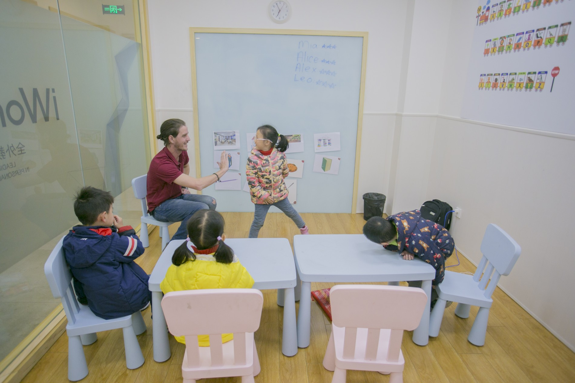 Teach Young Learners in China