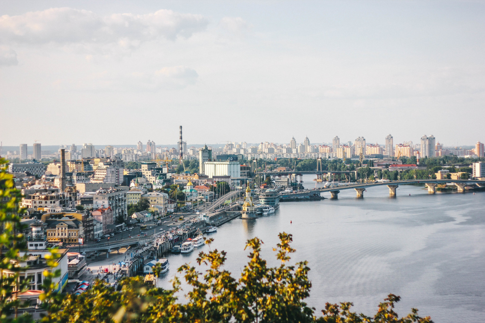 Teach English in Kyiv, Ukraine
