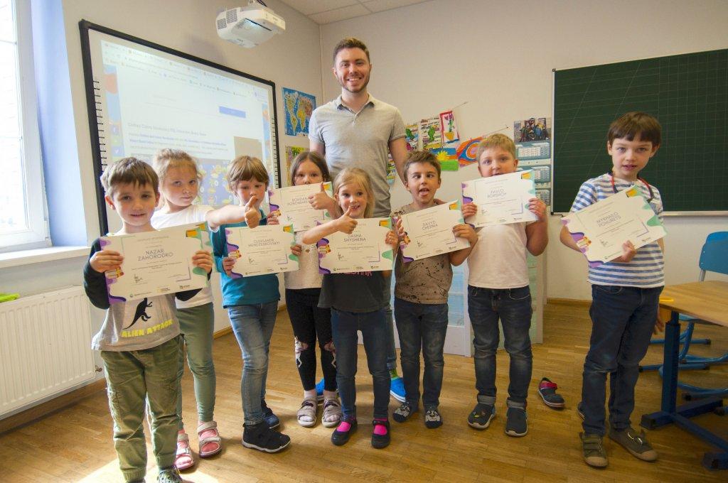 Teach English in Kyiv